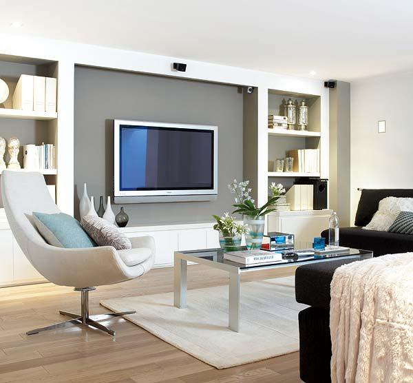 Carabobo inmuebles rent a house decora tu sala principal - Mueble para el televisor ...