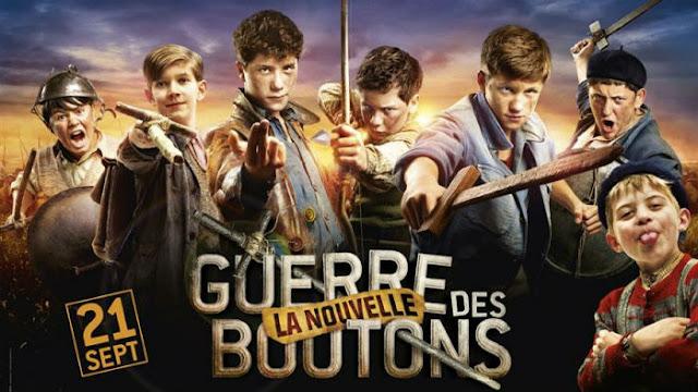 Новая война пуговиц / La Nouvelle Guerre des boutons