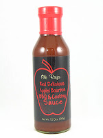 Ole Ray's Red Delicious Apple Bourbon BBQ & Cooking Sauce