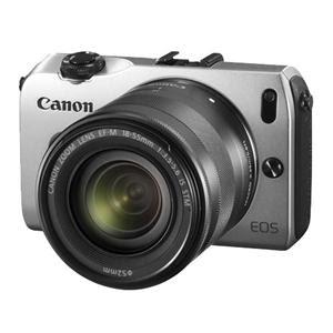 canon EOS M compact camera