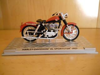 Harley-Davidson 883 XL Sportster 1957