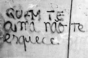 Declarações de amor deixadas nas paredes de Viana do Castelo (amor publico viana do castelo )