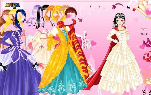 dress games online