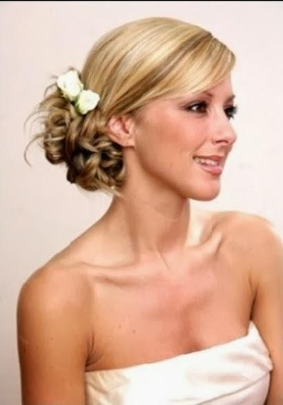 bridesmaid-updo-hairstyles 2014