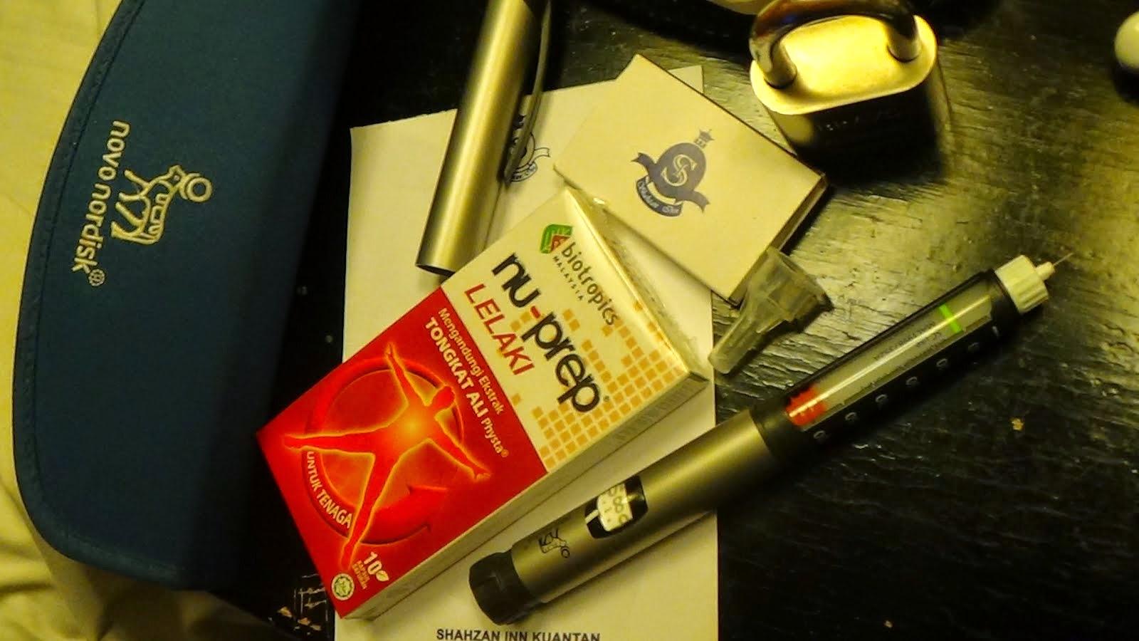 TESTIMONIAL - 'Energy, LOH, Fertility, Sport, STRESS REDUCER, Diabetes Reducer Tongkat Ali Nu-Prep