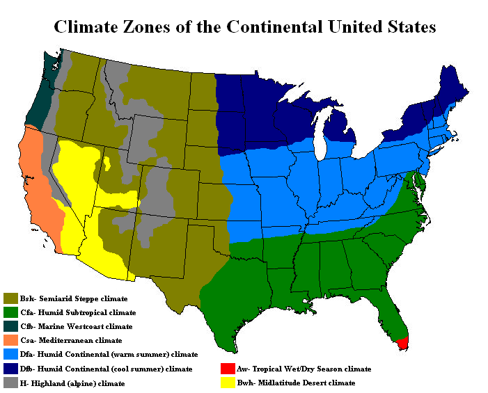 Yellowstone National Park Climate And Weather