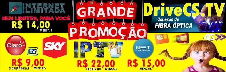 SERVIDOR TV | Servidor CS Claro HD, Sky SD  E Net HD,   Temos Também Painel De Revendas.