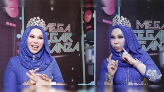 Disumpah dalam dialek Kelantan, ini luahan Datuk Seri Vida