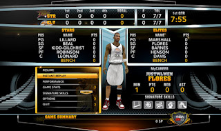 My Career Michael Jordan Profile for NBA 2K13 saves file
