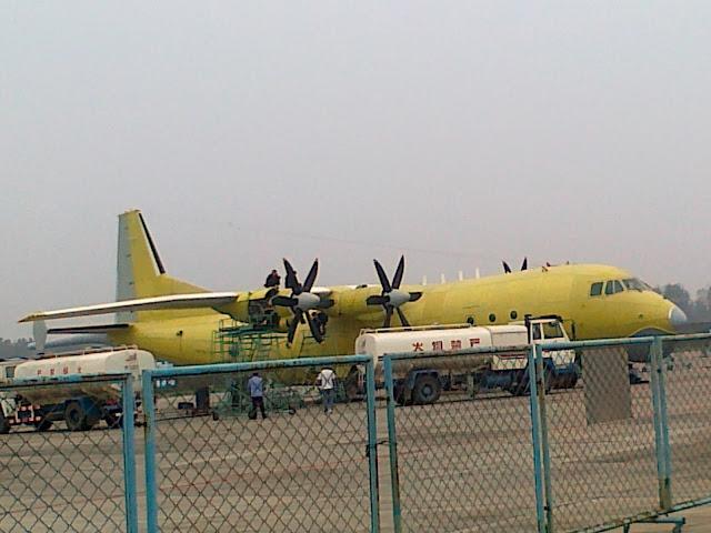 Y-8GX6 (Y-8Q) MPA