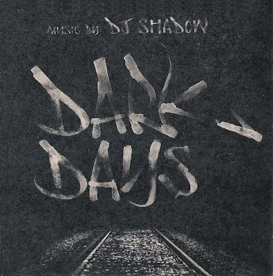 DJ Shadow – Dark Days (CDS) (2000) (320 kbps)