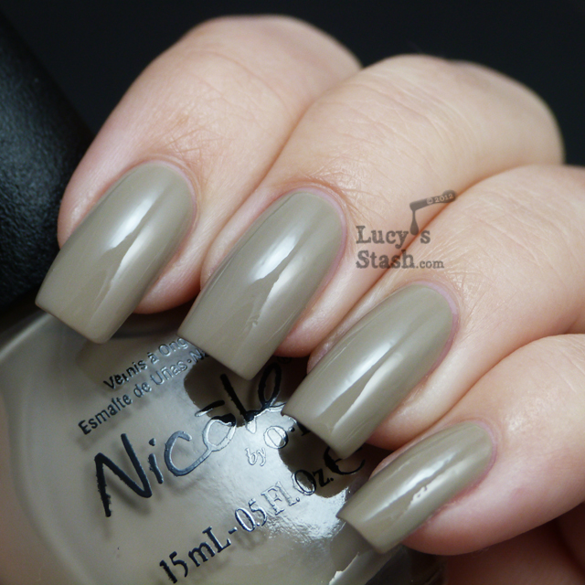 Lucy's Stash - Nicole by OPI My Jay Or The Highway!
