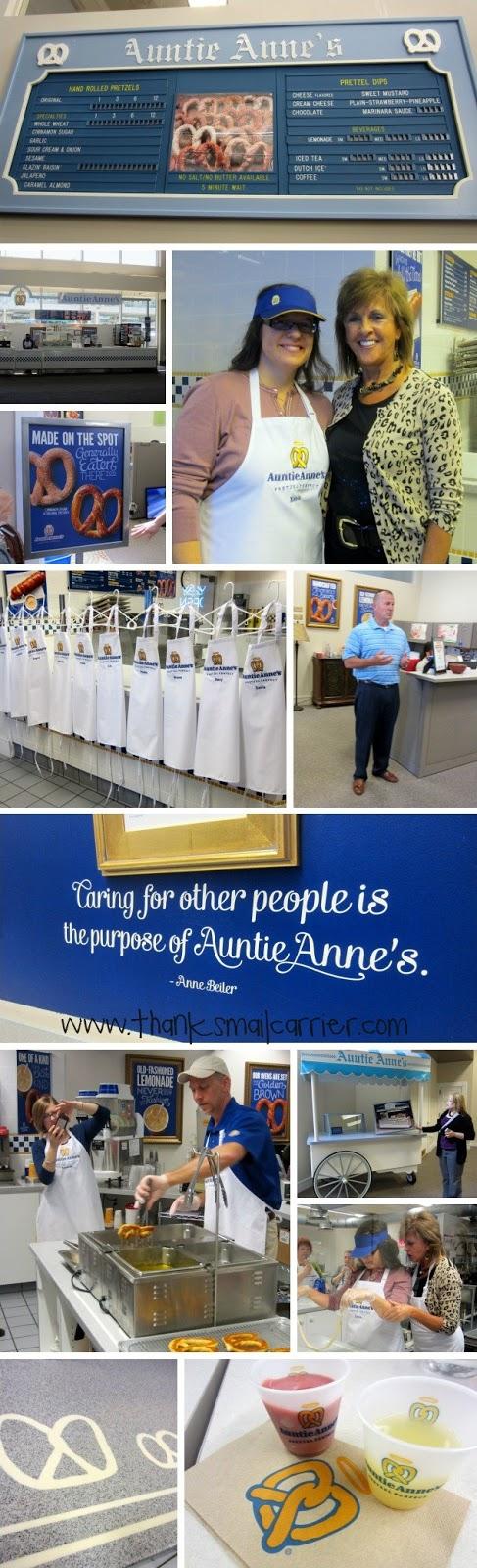Auntie Anne's Lancaster