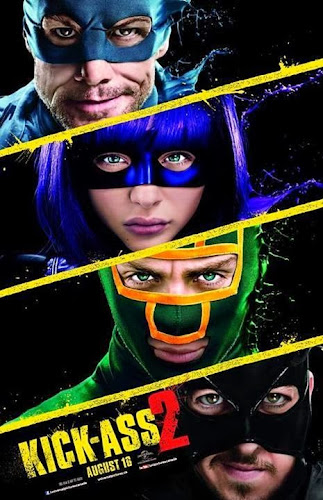 Kick-Ass 2 (2013) dvdrip Latino (1 link)
