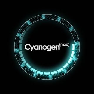 CyanogenMod 10 bootanimation