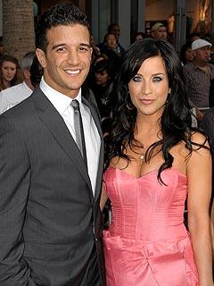 Mark Ballas and Joanna Pacitti