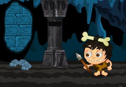 Little Caveman Escape