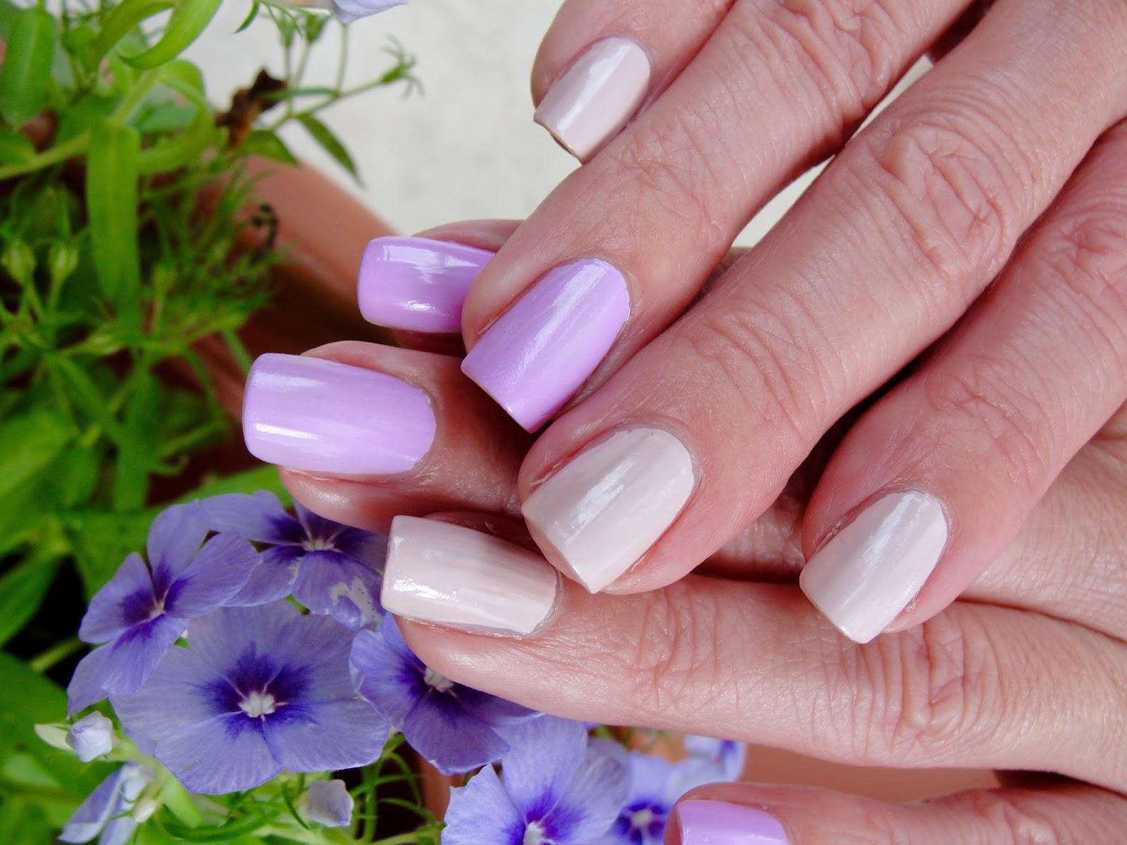 Accent nail art!