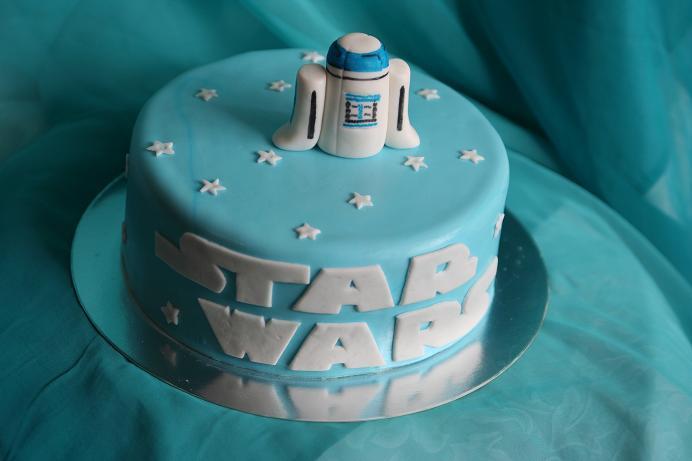 Торт с звездные войны фото
