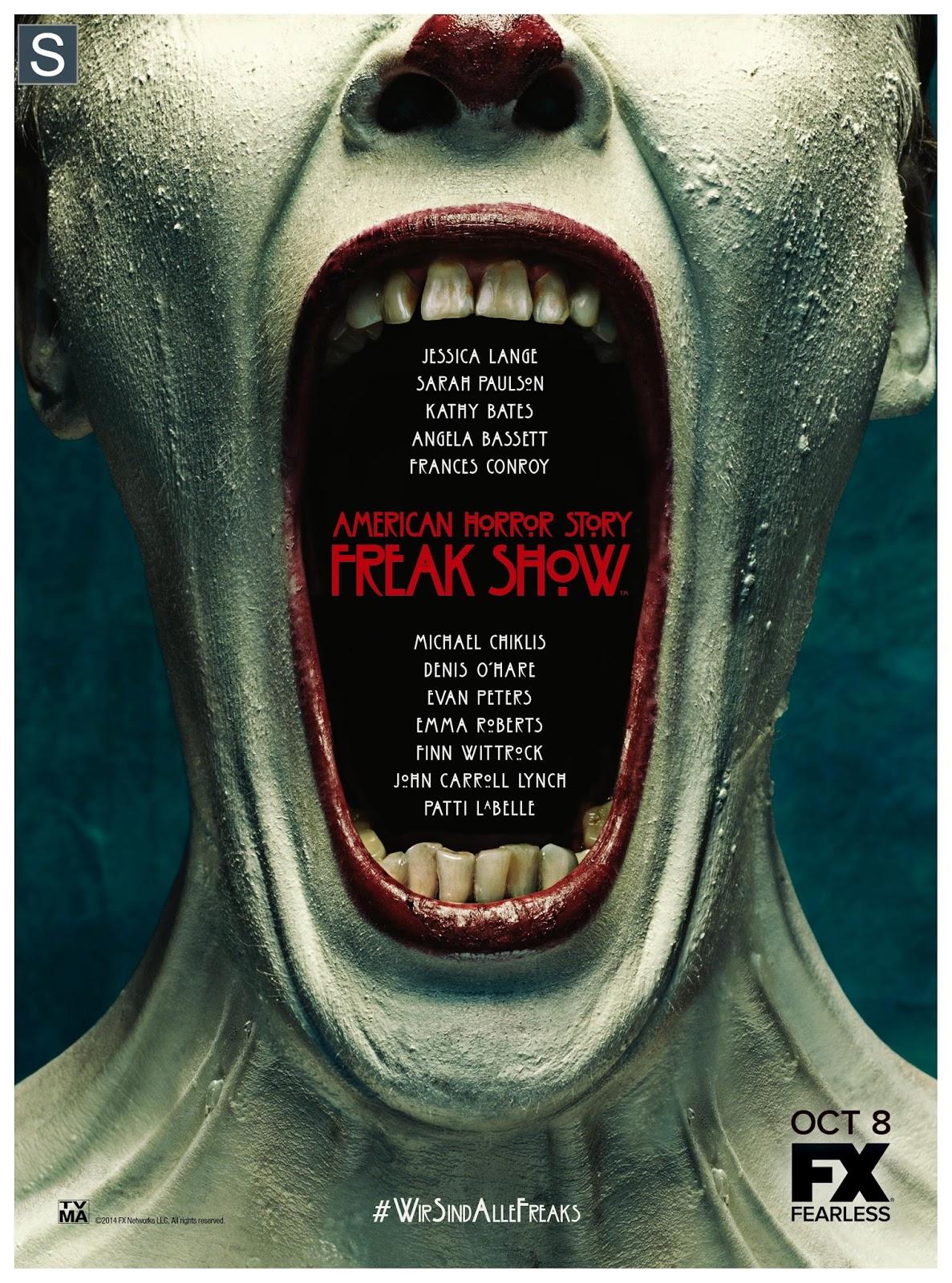 American Horror Story Season 4 (2014)