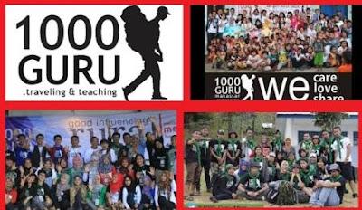 gambar komunitas 1000 guru