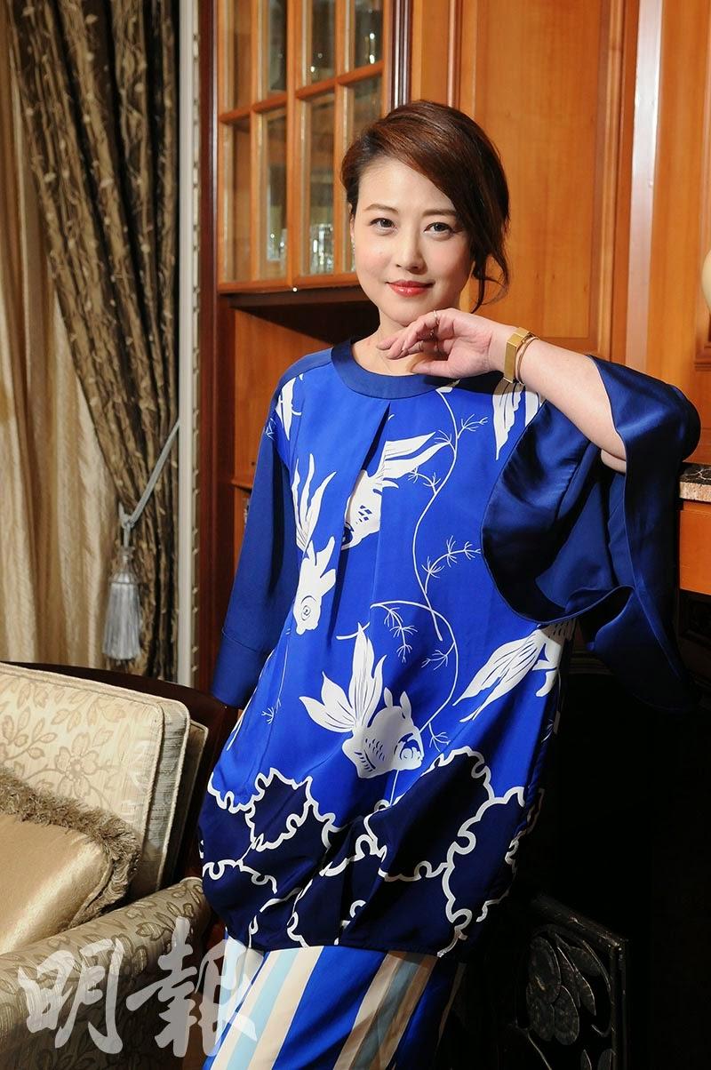 Asian E-News Portal: New series: Vivien Yeo needs to wear