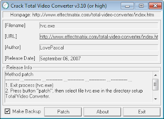 Total Video Converter Patch File