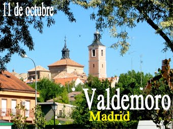 Nos acercamos a Valdemoro