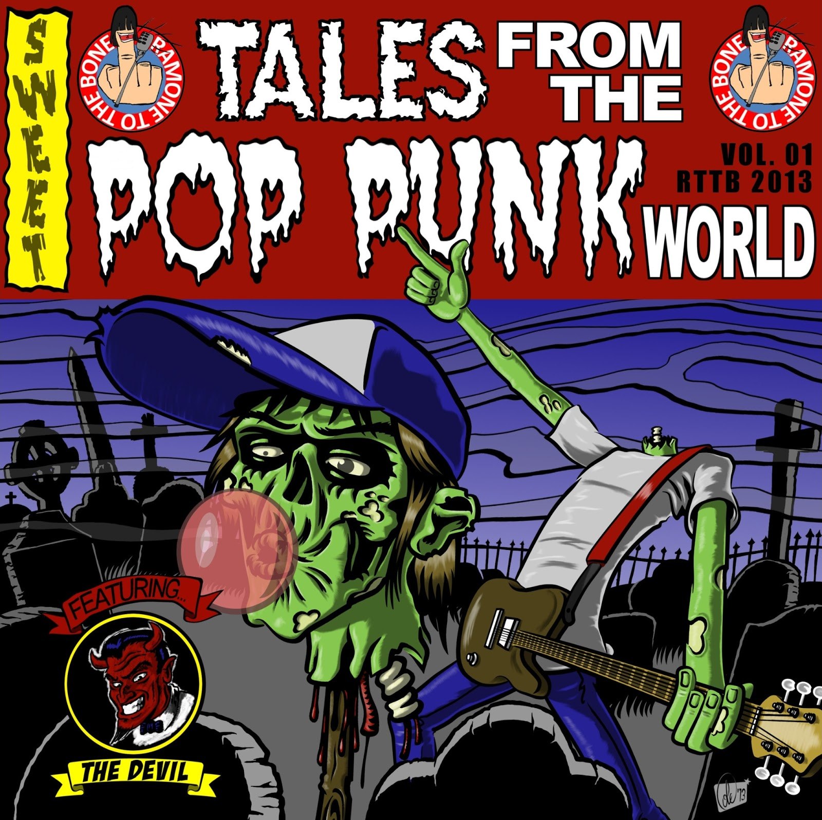 VA - Tales from the Pop-Punk-World Vol.1 (2013)