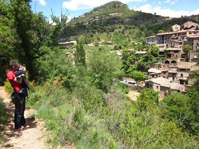 Medieval village of Mura