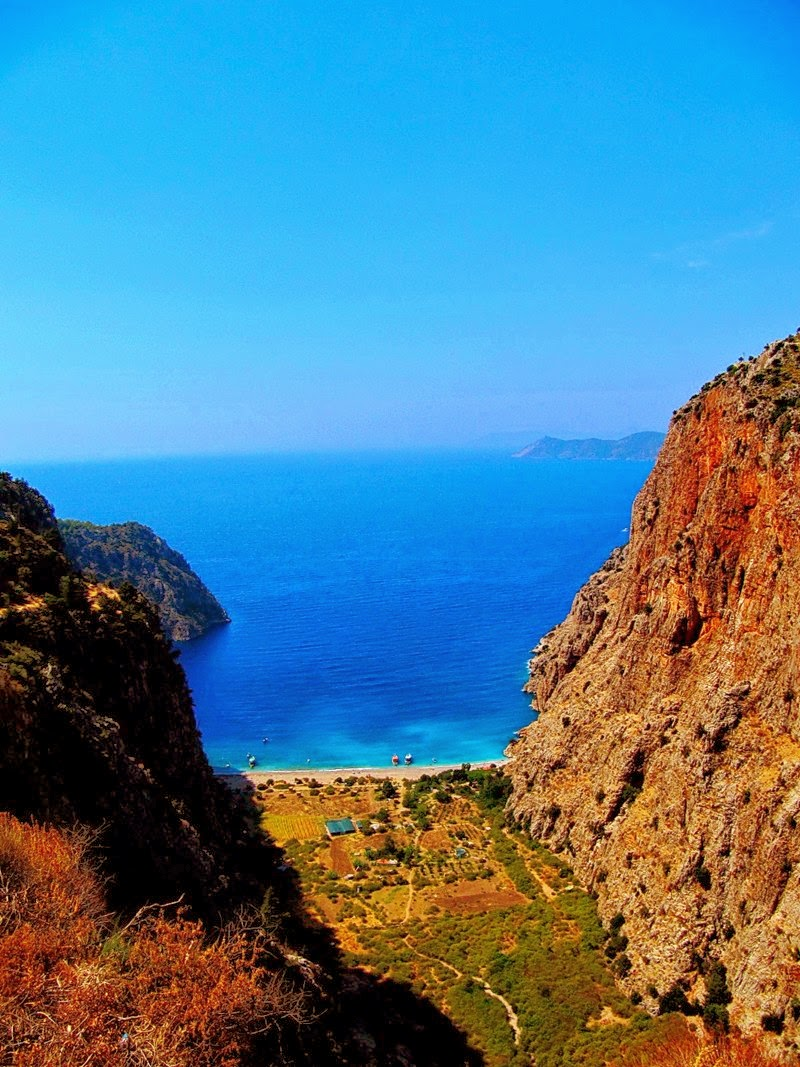 Butterfly Valley | Fethiye, Turkey