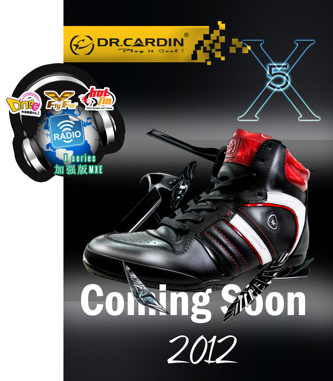 Beautiful DrCardin Lab DrCardin 2011 New Shoes