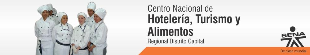 Centro Nacional de Hotelería, Turismo y Alimentos - SENA Regional Distrito Capital