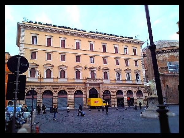Palazzo Severoli w Rzymie