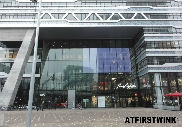 New Babylon shopping mall in the Hague