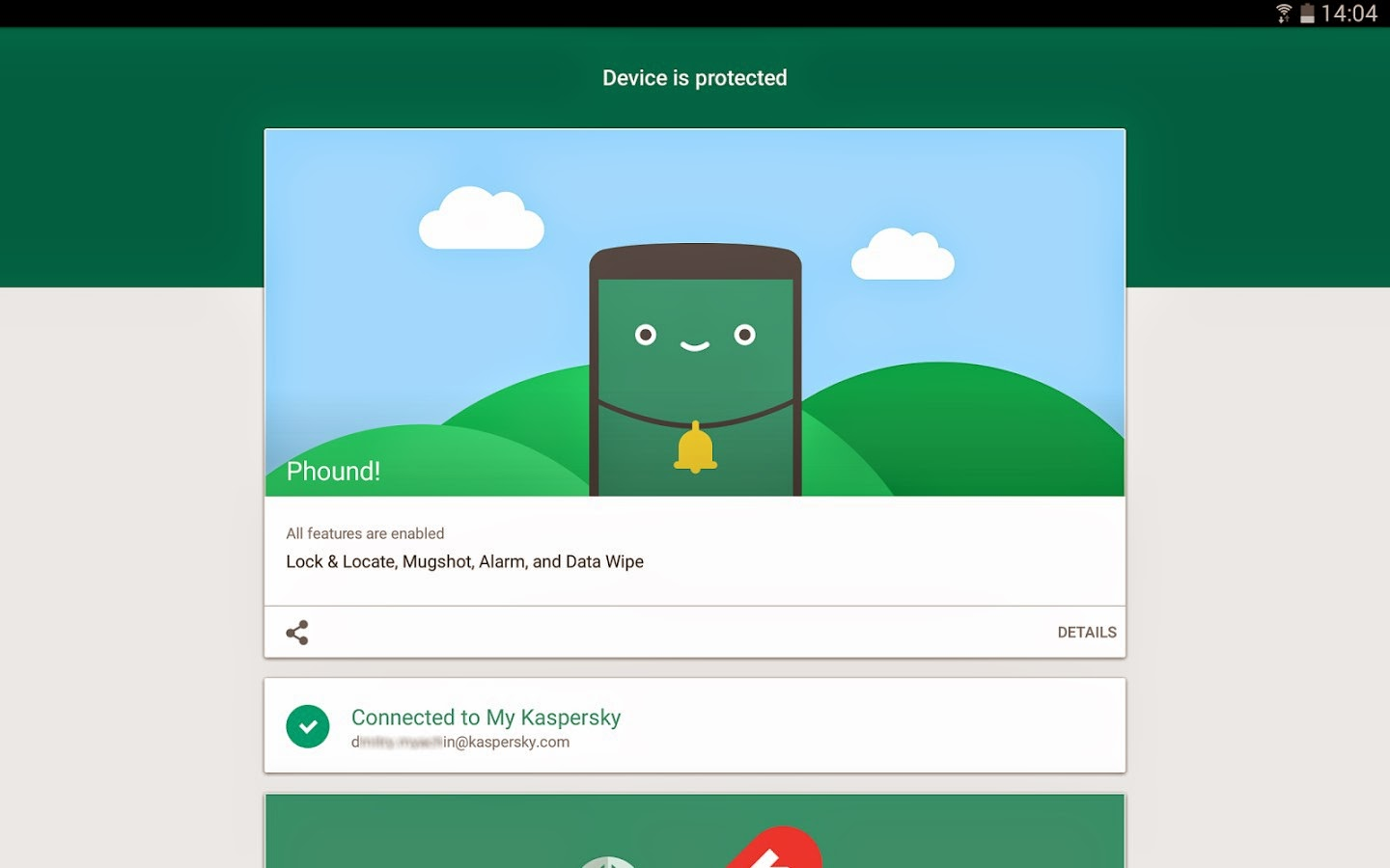 Kaspersky releases Phound! anti-theft app for Android phones and tablets