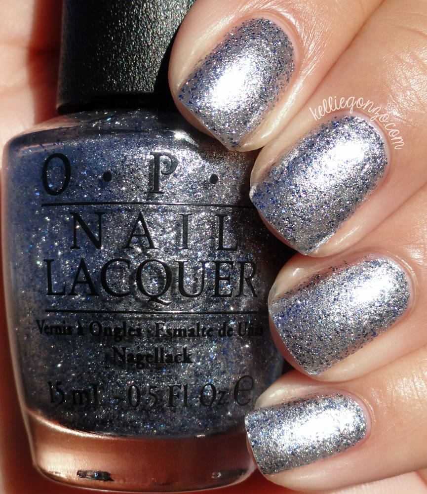 OPI Shine For Me Fifty Shades of Grey