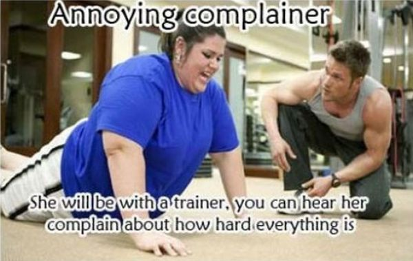 13 Types Of People We Always Meet At Any Gym