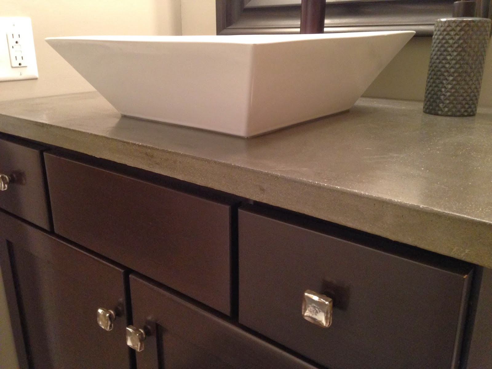104ferry Diy Concrete Vanity Top