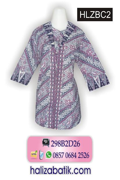 085706842526 INDOSAT, Grosir Batik, Model Batik, Batik Modern, HLZBC2, http://grosirbatik-pekalongan.com/Blus-hlzbc2/