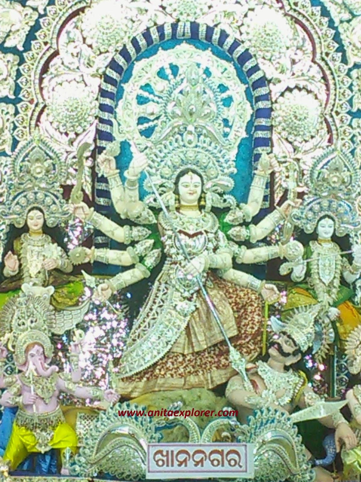 Durga-Puja-Cuttack