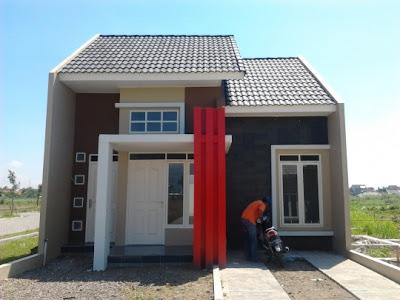 gambar rumah type minimalis on Contoh Desain Gambar Rumah Minimalis Type 45 |Terbaru