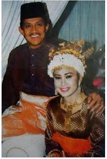 Adinda Sultan Brunei, Pengiran Sufri Bolkiah berkahwin dengan artis