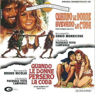 Cuando las mujeres tenían cola (1970) | Caratula | Cine clasico