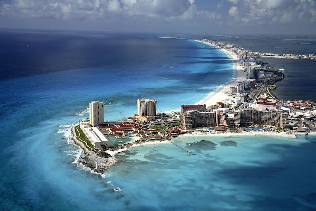 Imágen espectacular de Cancún