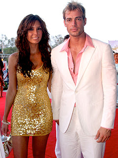 william Levy junto a elizabeth guitierrez