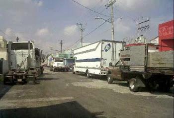 Recupera PGJ Michoacán 12 camiones robados