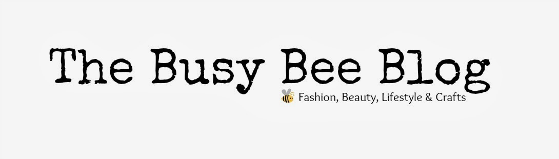 Busy Bee Blog
