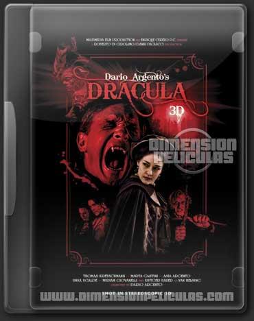 Dracula (BRRip HD Inglés Subtitulada) (2012)