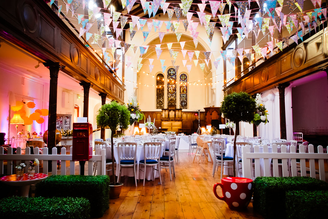 Mad Hatters Tea Party Themed Wedding Decor By Theme Works Weddings